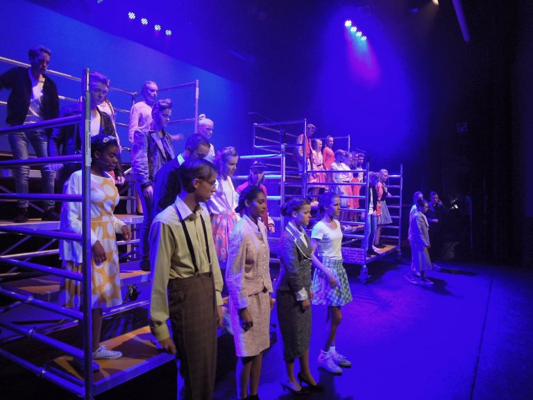 Theater Buitensoos Voorstellingen Grease